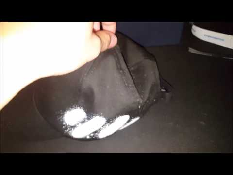 OFF WHITE BASEBALL CAP REVIEW…. first video