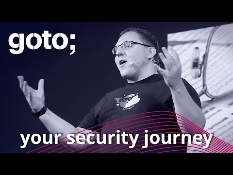 Image thumbnail for talk Embarking on Your Security Journey