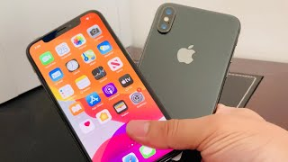 CHEAP iPhone X eBay Review Unboxing (mid 2020)