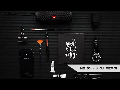Nemo - Aku Pergi [Music Only]