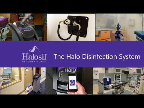 Halo Disinfection System - Fogger Info