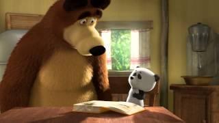 Маша и Медведь  Приятного Аппетита Трейлер