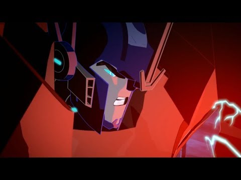 Feel Invincible - Skillet - Optimus Prime Tribute -  Transformers Robots in Disguise