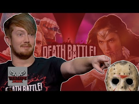 A Look Into Thor vs Wonder Woman | DEATH BATTLE Cast