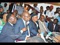 Sortie médiatique après son retour au pays : F. Tshisekedi dénonce les 5 fléaux de J. Kabila