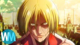 Top 10 Man Vs. Monster Anime Battles
