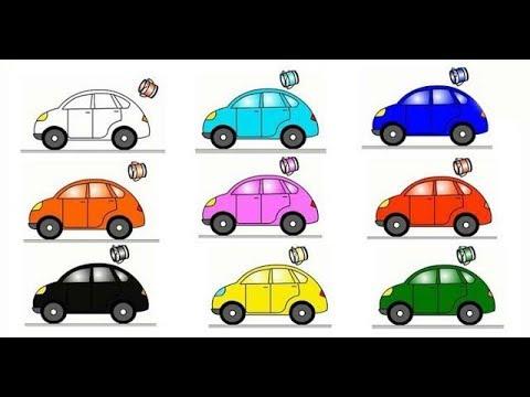Тест: Цвет Машины и Характер Владельца