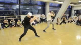 "Mihawk Choreography ""They Never Know"" Dance Workshop Munich 2017"