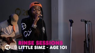 Little Simz   Age 101 — Rinse Sessions