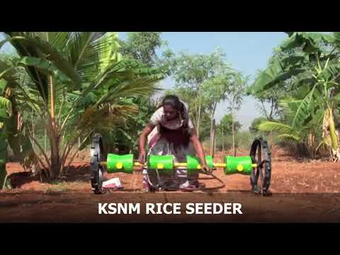 Paddy Drum Seeding Equipment