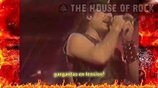 Angeles Del Infierno.- Unidos Por El Rock Live (Letras, Lyrics)