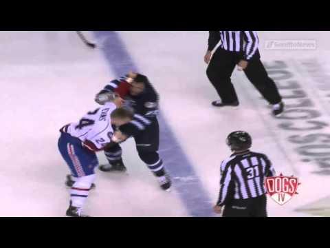 Highlights | Bulldogs 5 IceCaps 2 (Dec. 17, 2014)