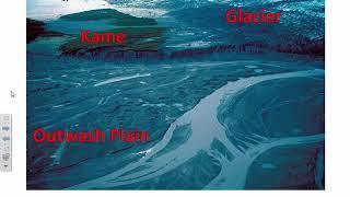 Edinboro Lake  Kettle Lake Origin