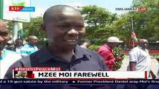 Beneficiaries of 'maziwa ya nyayo' grateful to mzee Moi for keeping them in school with free milk