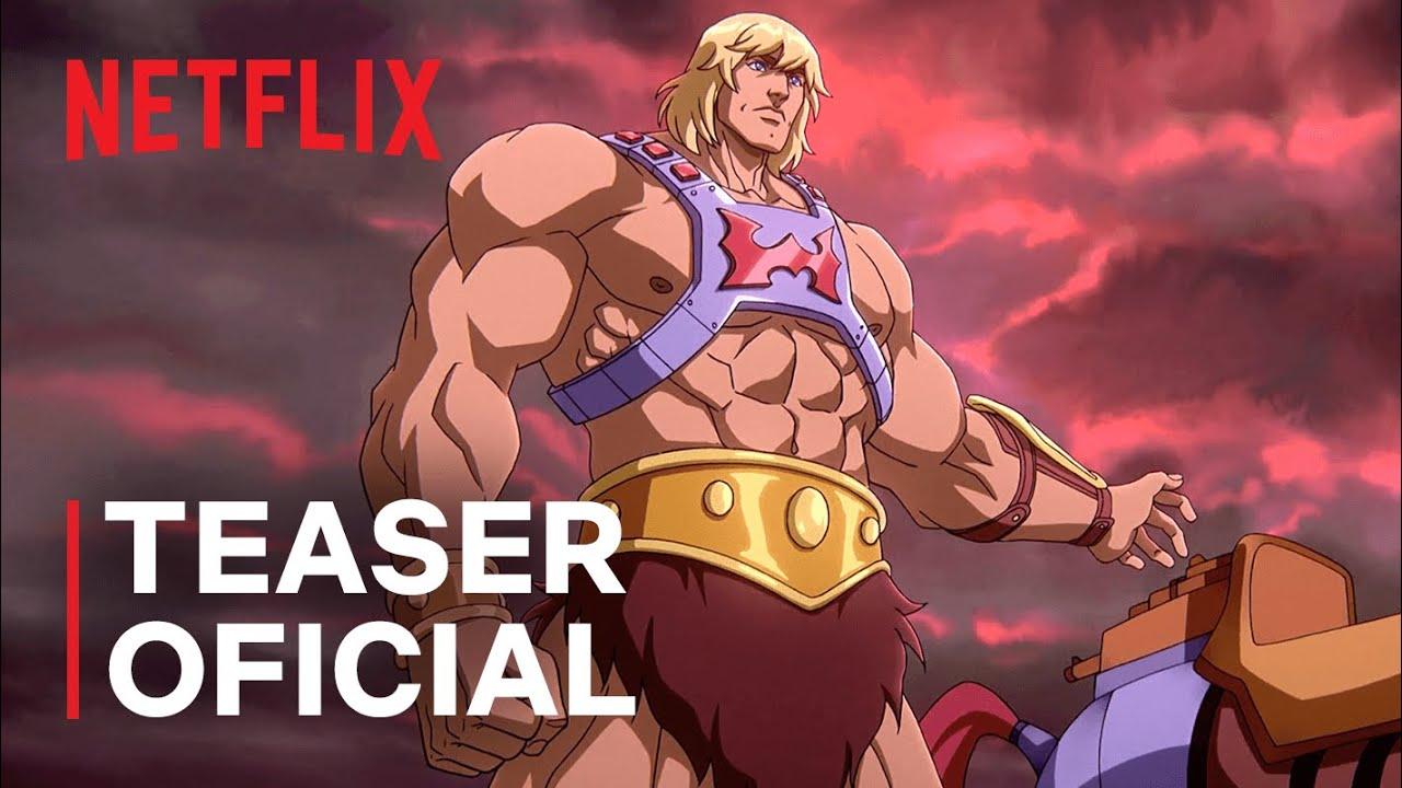 Mestres do Universo: Salvando Eternia | Revelado o primeiro trailer da série animada