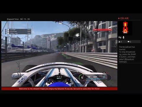 F1 2018 Game - Wheel Settings & Halo Settings - смотреть онлайн на