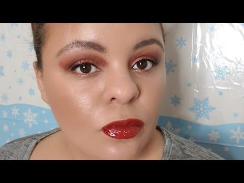 Festive Makeup Look | GRWM | Was I Sold Fake Makeup?