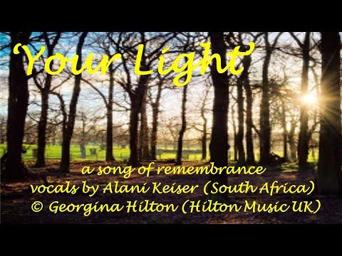 YOUR LIGHT (Alani Keiser)