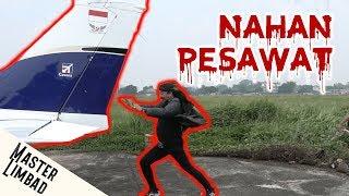 MENAHAN MESIN PESAWAT CAPTAIN VINCENT RADITYA !!
