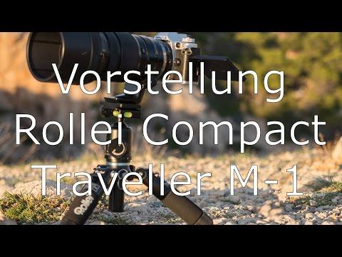 Vorstellung Rollei Ministativ Compact Traveller M-1