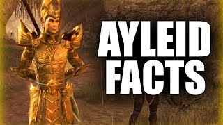 Skyrim - 5 Ayleid Facts - Elder Scrolls Lore