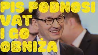 PiS Oszalał zmiany w vat, Anglia i restrykcje, optymizm na Wall street, przegląd Newsów by WTI