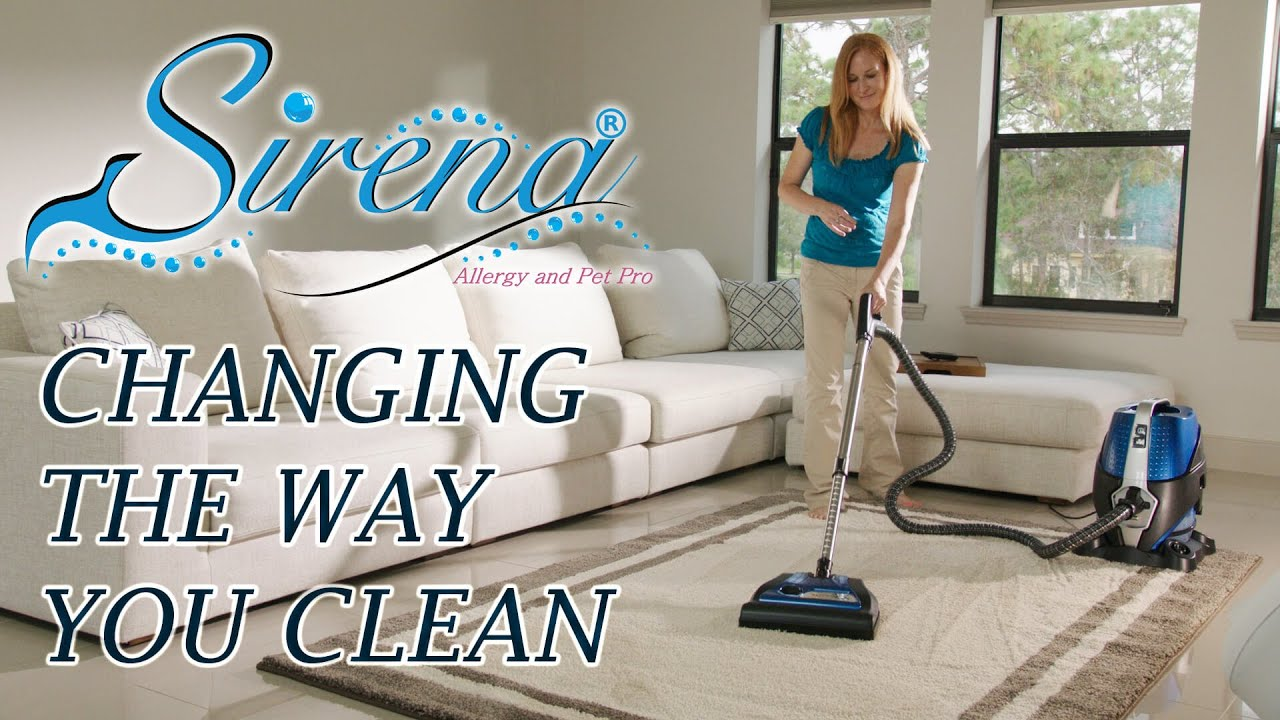 Sirena Vacuum Bundle video thumbnail