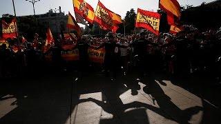 Independência da Catalunha debatida em Madrid