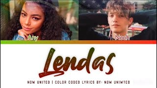 Now United Lendas