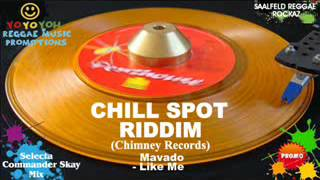Chill Spot Riddim Mix [March 2012] Chimney Records