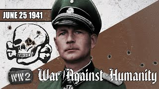 The Holocaust Begins In Lithuania - War Against Humanity 013 - June 1941
