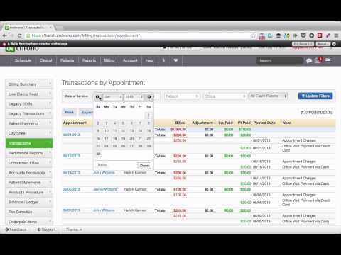 Demo: Learn Medical Billing in One Hour // drchrono EHR - YouTube