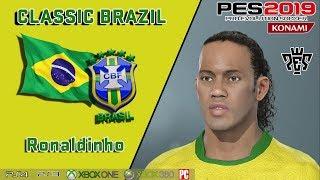 Rivaldo Pes 2019