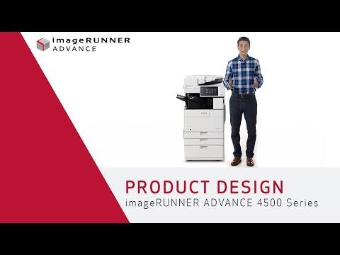 IR Adv 4535i Digital Photocopier Machine
