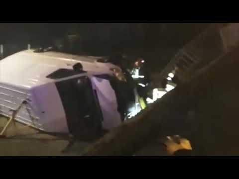 Accidente mortal en A Merca 8 1 18