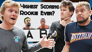 2HYPE TRIES *IMPOSSIBLE* NBA TRIVIA!