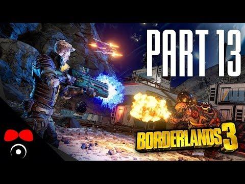 FIALOVÝ HULK! | Borderlands 3 #13