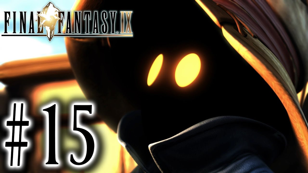 Final Fantasy IX – Part 15: Leveln, die Zweite