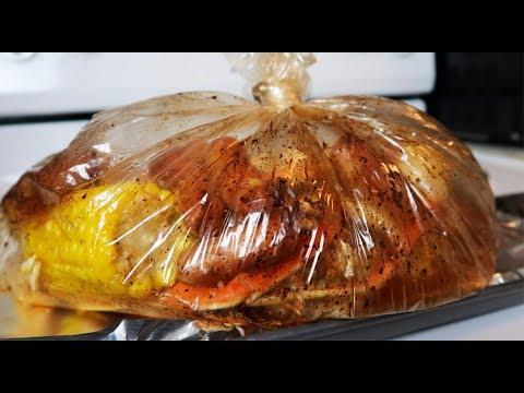 How I Make My Seafood Boils In A Bag 🔥|