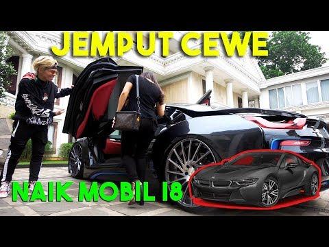 Download JEMPUT CEWE Naik MOBIL i8 😍 Izin ke mama nya bikin deg deg serr.. HD Mp4 3GP Video and MP3