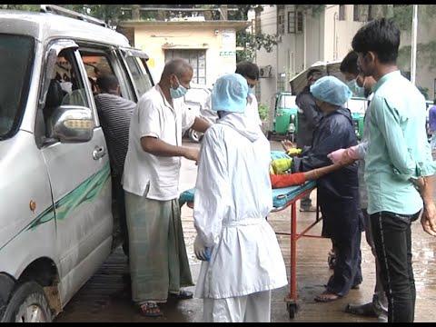 চট্টগ্রামে করোনা শনাক্ত মানুষের হার কমতে শুরু করেছে | ETV News