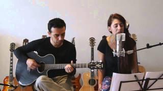 Bon Ivor - Skinny Love (Cover - Martin & Ruth)