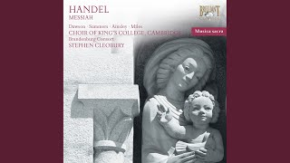 Messiah, HWV 56, Pt. I: 5. Recitative. Thus Saith the Lord of Hosts (Bass)