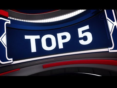 Top 5 Plays of the Night   October 19, 2017