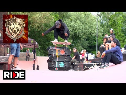 Alex Midler, Chase Webb - Far N' High 2018 Qualifiers and Best Trick