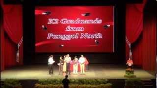 PCF Graduation Concert 2013 - Punggol North Block 105D PCF