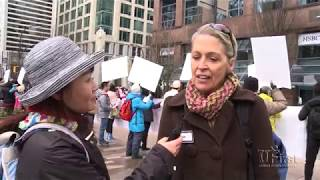 VIDEO: Vancouver Rally Against Trudeau About The Hijab Hoax on February 4, 2018