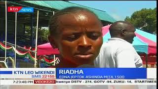 Sandra Chebet na Edna Chepto washinda katika mashindano ya riadha nchini: KTN Leo Wikendi Michezo