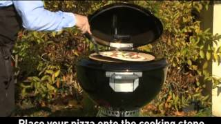 Weber Original Charcoal Pizza Oven