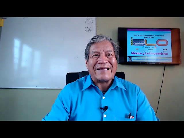 Presentación del Instituto de Enseñanza de Lenguas Originarias, febrero 2019